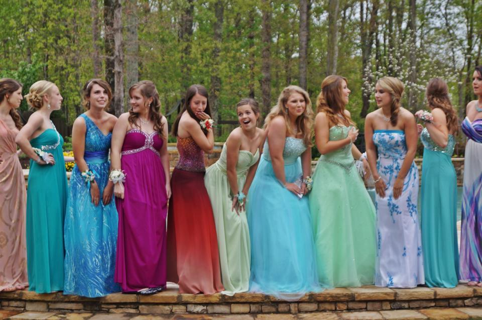 Candid Prom Dress