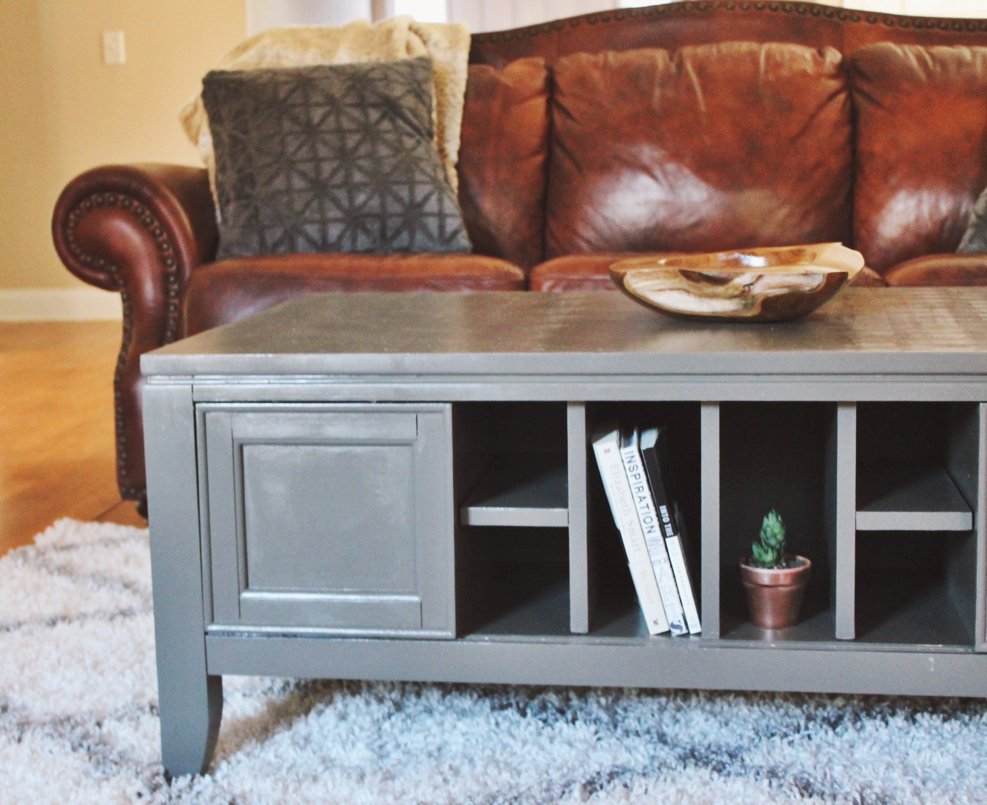 Home Goods Coffee Table Project House To Home Diy Coffee Table Makeover Konnor With A K
